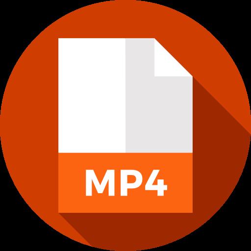 MP4 MPEG2 変換アイコン