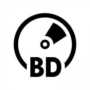 bd dvd 変換アイコン