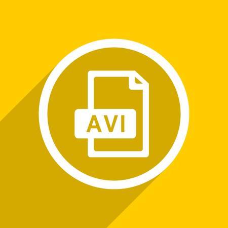 WMA  AVI 変換アイコン