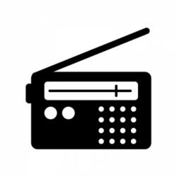 ラジオ 録音 アイコン