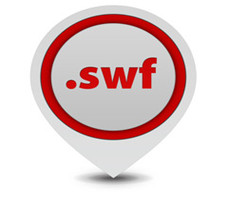 SWF DVD 変換