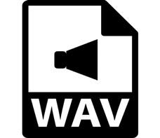 WAVアイコン